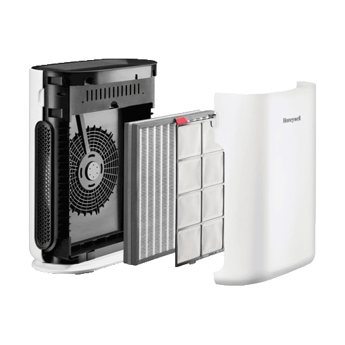 Indoor Air Filtration System for Home