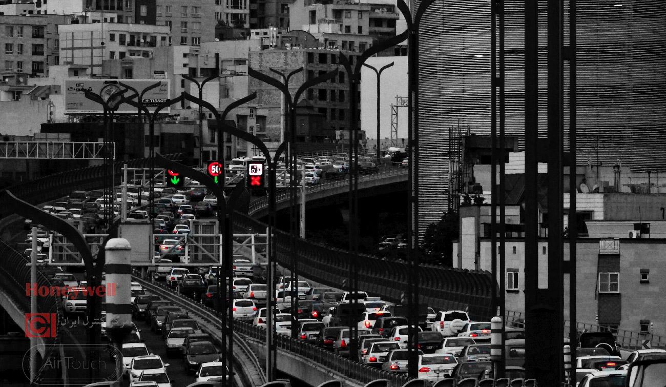 محافظت در مقابل آلودگی هوا
