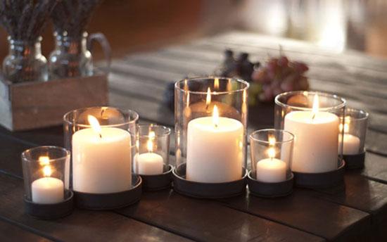 آلودگی شمع