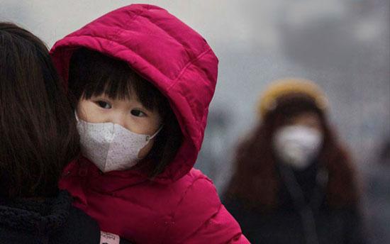 کودکان، اصلیترین قربانیان آلودگی هوا