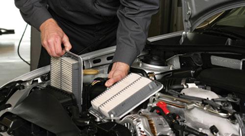 فیلتر هوای ماشین