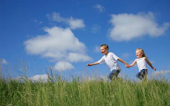 هوای پاک و سلامتی کودکان