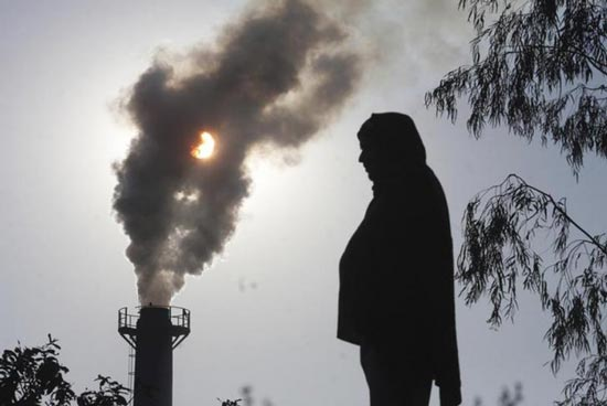 تاثیر آلودگی هوا بر بارداری و جنین