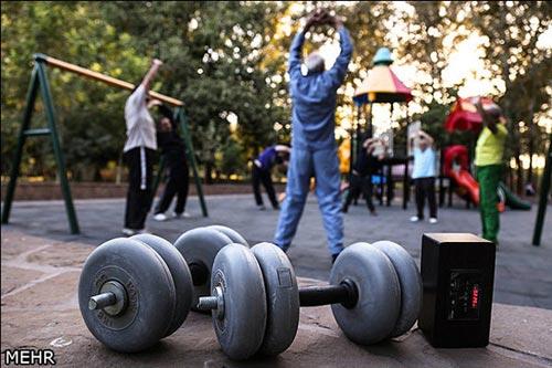 ورزش در هوای آلوده