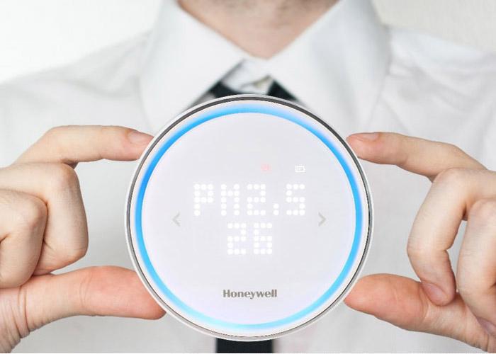 سنسور تشخیص آلودگی هوا هانیول