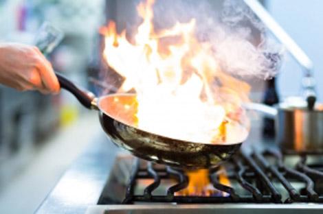 آلودگی هوای ناشی از پخت و پز