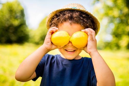 لیمو برای کودکان