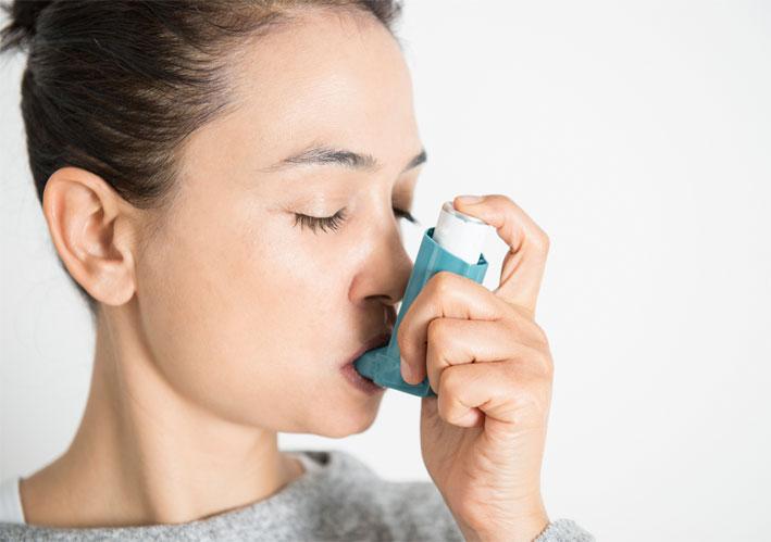 درمان آسم با دستگاه تصفیه هوا