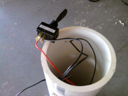 آماده کردن ساخت دستگاه تصفیه هوا
