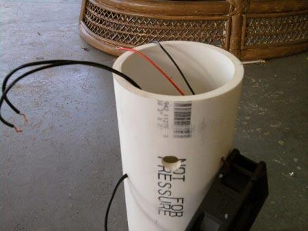 آماده سازی ساخت دستگاه تصفیه هوا