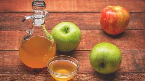 سرکه سیب برای درمان حساسیت فصلی