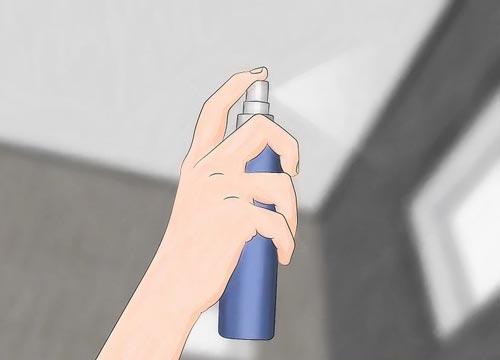 استفاده از اسپری برای رفع بوی بد