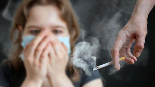 رفع بوی سیگار در خانه