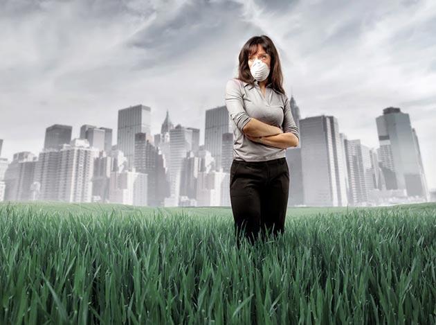 تاثیر آلودگی هوا بر زنان باردار