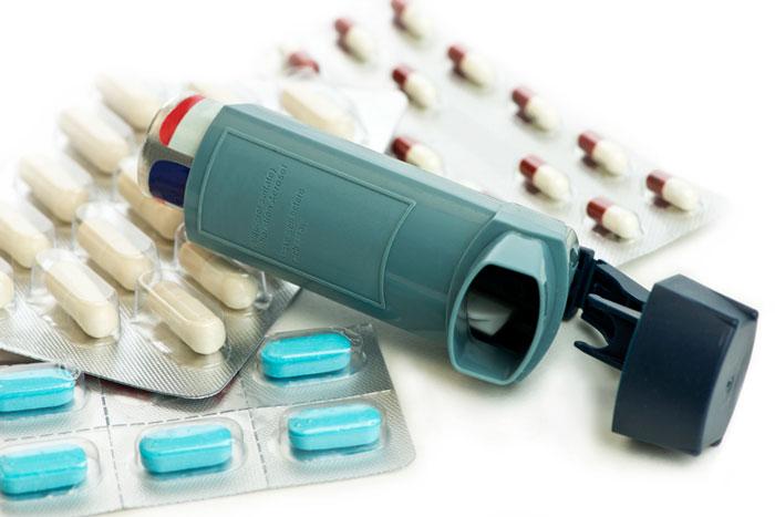 داروهای آسم