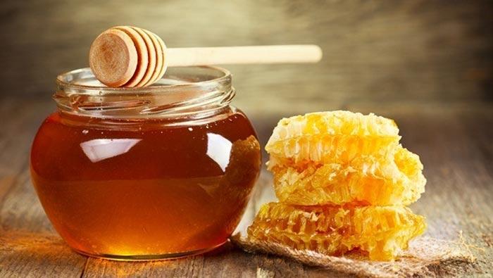 درمان آسم با عسل