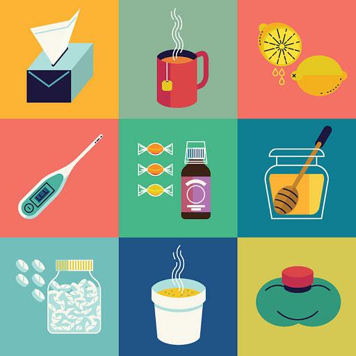 درمان انواع سرفه